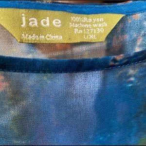 Jade Tops - Jade top